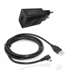 Carregador GPS Mini USB 220V AC